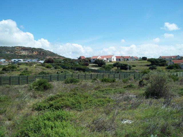 Property & Real Estate Sales - Stand in Diaz Beach, Mossel Bay, Garden Route, South Africa